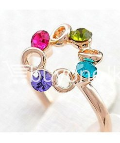 new 2016 fashion most unusual happiness ferris wheel color rhinestone ring best deal valentine send gifts special offer buy one lk sri lanka 247x296 - New 2016 Fashion Most Unusual Happiness Ferris Wheel Color Rhinestone Ring