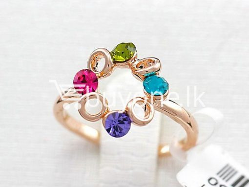 new 2016 fashion most unusual happiness ferris wheel color rhinestone ring best deal valentine send gifts special offer buy one lk sri lanka 5 510x383 - New 2016 Fashion Most Unusual Happiness Ferris Wheel Color Rhinestone Ring