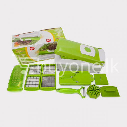 nicer dicer plus 12 in 1 home and kitchen special offer best deals buy one lk sri lanka 1453795553 510x510 - Nicer Dicer Plus 12 in 1