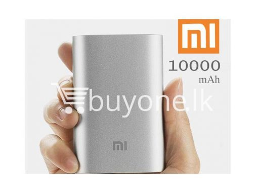 original 10000mah mi power bank for iphone samsung htc nokia lg mobile phones 510x383 - Original 10000Mah MI Power Bank for iPhone, Samsung, HTC, Nokia, LG Mobile Phones