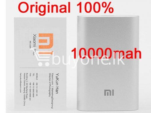 original 10000mah mi power bank for iphone samsung htc nokia lg mobile phones 6 510x383 - Original 10000Mah MI Power Bank for iPhone, Samsung, HTC, Nokia, LG Mobile Phones