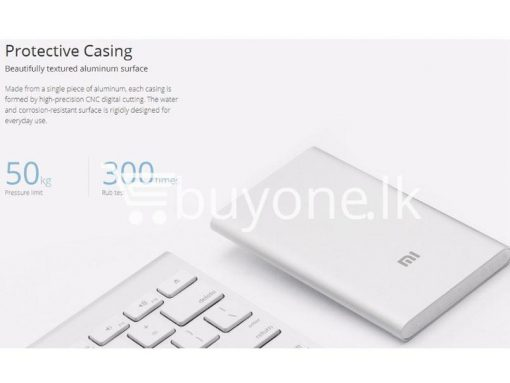 original 5000mah mi power bank for iphone samsung htc nokia lg mobile phones 4 510x383 - Original 5000Mah MI Power Bank for iPhone, Samsung, HTC, Nokia, LG Mobile Phones