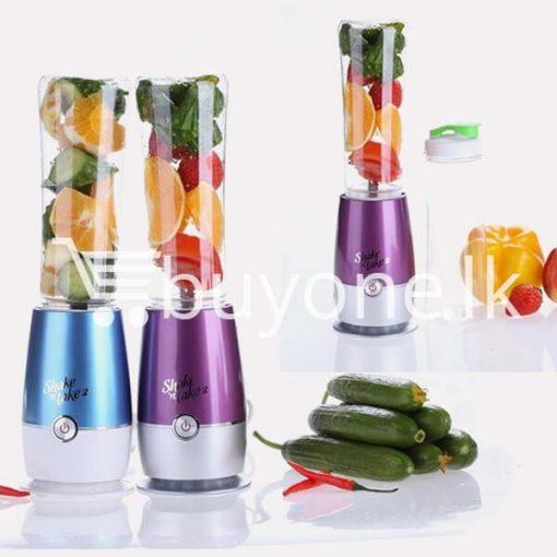 shake n take sports bottle blender 2 blenders mixers and grinders special offer best deals buy one lk sri lanka 1453803116 510x510 - Shake N Take Sports Bottle Blender 2
