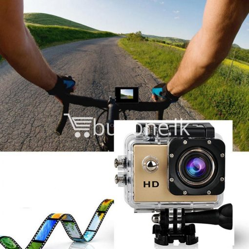 11in1 action camera 12mp hd 1080p 1.5inch lcd diving waterproof sport dv with bicycle stand and helmet base cameras accessories special best offer buy one lk sri lanka 77576 1 510x510 - 11in1 Action Camera 12MP HD 1080P 1.5inch LCD Diving Waterproof Sport DV with bicycle stand and Helmet base