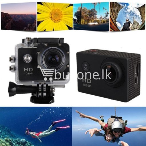 11in1 action camera 12mp hd 1080p 1.5inch lcd diving waterproof sport dv with bicycle stand and helmet base cameras accessories special best offer buy one lk sri lanka 77576 510x510 - 11in1 Action Camera 12MP HD 1080P 1.5inch LCD Diving Waterproof Sport DV with bicycle stand and Helmet base