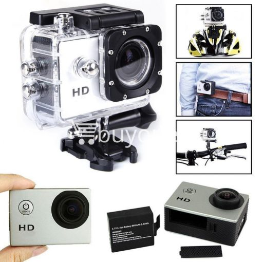 11in1 action camera 12mp hd 1080p 1.5inch lcd diving waterproof sport dv with bicycle stand and helmet base cameras accessories special best offer buy one lk sri lanka 77578 1 510x510 - 11in1 Action Camera 12MP HD 1080P 1.5inch LCD Diving Waterproof Sport DV with bicycle stand and Helmet base