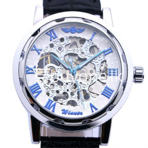 2016 winner luxury stainless steel wind watch for men automatic replica men watches special best offer buy one lk sri lanka 13044 1 510x510 - 2016 Winner Luxury Stainless Steel Wind Watch For Men Automatic Replica