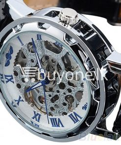 2016 winner luxury stainless steel wind watch for men automatic replica men watches special best offer buy one lk sri lanka 13044 247x296 - 2016 Winner Luxury Stainless Steel Wind Watch For Men Automatic Replica