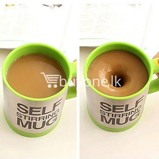 automatic self stirring mug coffee mixer for coffee lovers and travelers home and kitchen special best offer buy one lk sri lanka 40919 510x510 - Automatic Self Stirring Mug Coffee Mixer For Coffee Lovers and Travelers