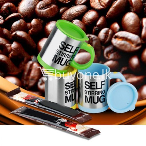 automatic self stirring mug coffee mixer for coffee lovers and travelers home and kitchen special best offer buy one lk sri lanka 40921 510x510 - Automatic Self Stirring Mug Coffee Mixer For Coffee Lovers and Travelers