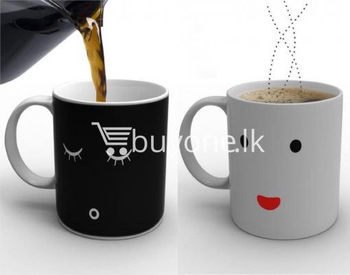 good morning magic heat sensitive coffee mug for coffee lovers home and kitchen special best offer buy one lk sri lanka 61662 1 510x401 - Good Morning Magic Heat Sensitive Coffee Mug For Coffee Lovers