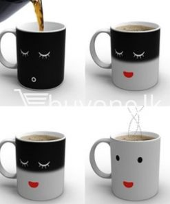 good morning magic heat sensitive coffee mug for coffee lovers home and kitchen special best offer buy one lk sri lanka 61662 247x296 - Good Morning Magic Heat Sensitive Coffee Mug For Coffee Lovers