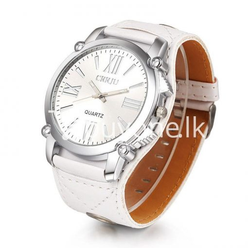 new luxury unisex quartz watch unisex lovers watches special best offer buy one lk sri lanka 24197 510x510 - New Luxury Unisex Quartz Watch Unisex