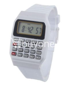 novel design multi purpose calculator watch childrens watches special best offer buy one lk sri lanka 08613 247x296 - Novel Design Multi Purpose Calculator Watch