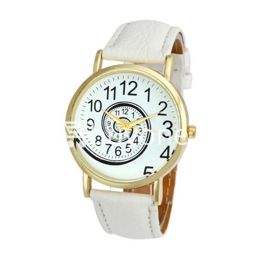 spiral design pattern quartz wrist watch watch store special best offer buy one lk sri lanka 09054 1 510x510 - Spiral Design Pattern Quartz Wrist Watch