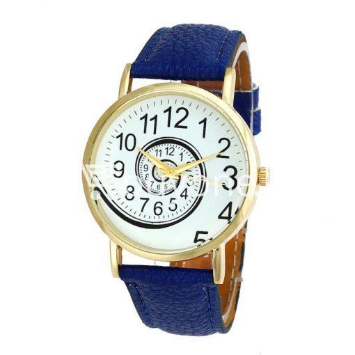 spiral design pattern quartz wrist watch watch store special best offer buy one lk sri lanka 09054 510x510 - Spiral Design Pattern Quartz Wrist Watch