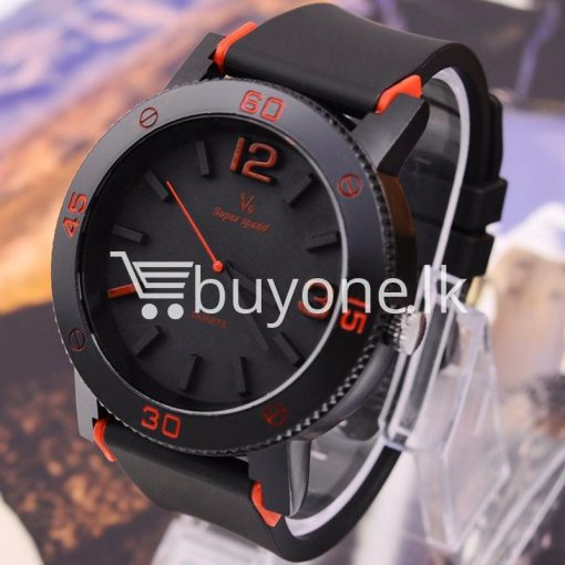v6 brand fashion quartz sports watches men watches special best offer buy one lk sri lanka 24898 510x510 - V6 Brand Fashion Quartz Sports Watches