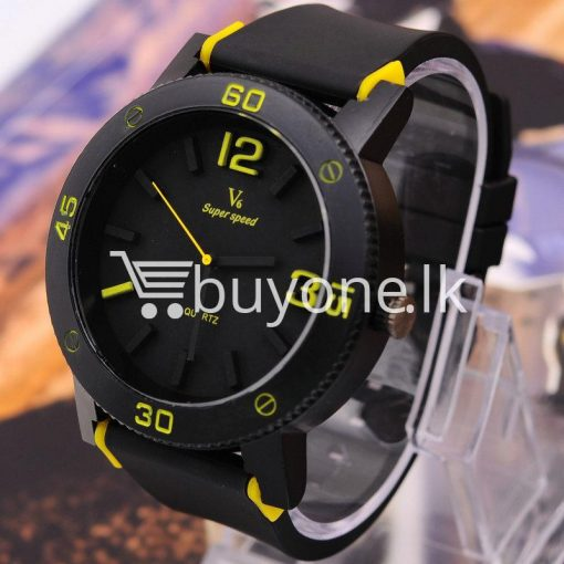 v6 brand fashion quartz sports watches men watches special best offer buy one lk sri lanka 24899 1 510x510 - V6 Brand Fashion Quartz Sports Watches