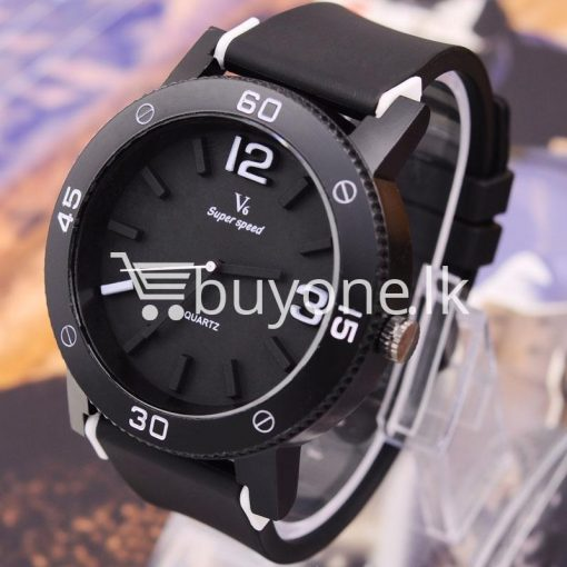 v6 brand fashion quartz sports watches men watches special best offer buy one lk sri lanka 24899 510x510 - V6 Brand Fashion Quartz Sports Watches