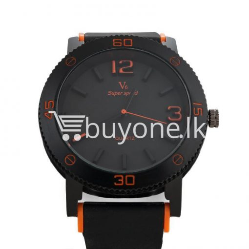 v6 brand fashion quartz sports watches men watches special best offer buy one lk sri lanka 24900 1 510x510 - V6 Brand Fashion Quartz Sports Watches