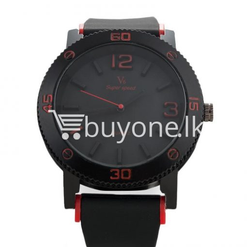 v6 brand fashion quartz sports watches men watches special best offer buy one lk sri lanka 24900 510x510 - V6 Brand Fashion Quartz Sports Watches