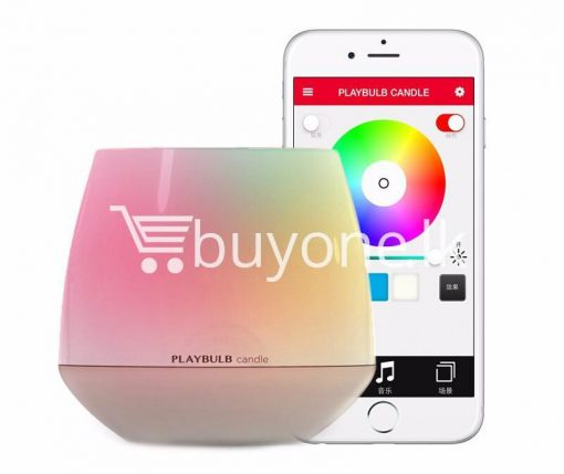 wireless smart led playbulb electric candle night light for iphone htc samsung home and kitchen special best offer buy one lk sri lanka 72413 3 510x429 - Wireless Smart LED Playbulb Electric Candle night light For iPhone, HTC, Samsung