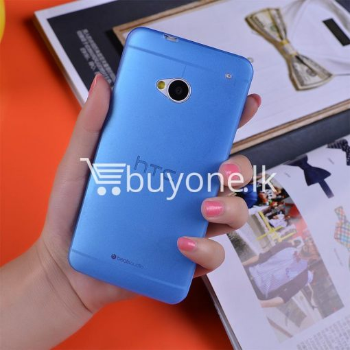 0.29mm ultra thin translucent slim soft mobile phone case for htc one m7 mobile phone accessories special best offer buy one lk sri lanka 13377 510x510 - 0.29mm Ultra thin Translucent Slim Soft Mobile Phone Case For HTC One M7