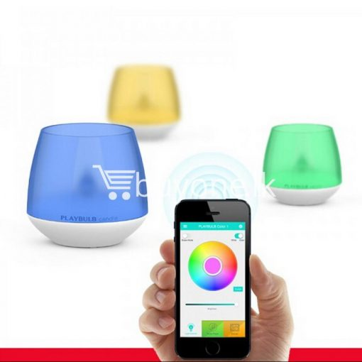 automatic iphone android controlled wireless led electric candle light home and kitchen special best offer buy one lk sri lanka 86986 510x510 - Automatic iPhone Android Controlled Wireless LED Electric Candle Light