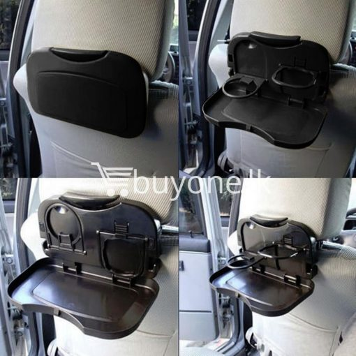 brand new folding auto flexible car back seat table tray holder automobile store special best offer buy one lk sri lanka 85760 510x510 - Brand New Folding Auto Flexible Car Back Seat Table Tray Holder