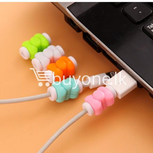 mini portable usb cable earphones protector for apple iphone android mobile store special best offer buy one lk sri lanka 07026 510x510 - Mini Portable USB Cable Earphones Protector for Apple iPhone & Android