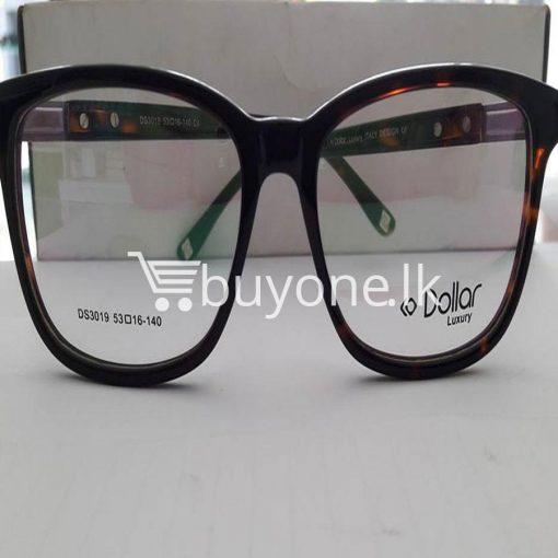 dollar luxury plastic frame unisex special offer buy one sri lanka 2 510x510 - Dollar Luxury Eye Wear For Unisex