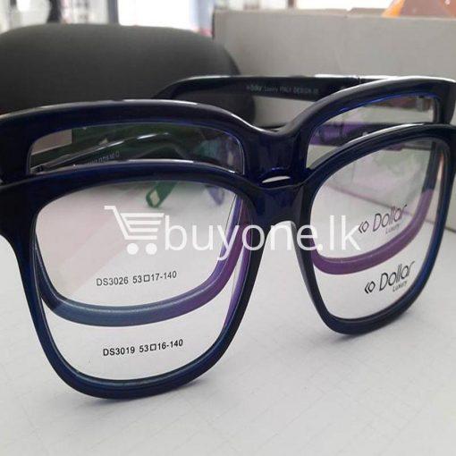 dollar luxury plastic frame unisex special offer buy one sri lanka 5 510x510 - Dollar Luxury Eye Wear For Unisex