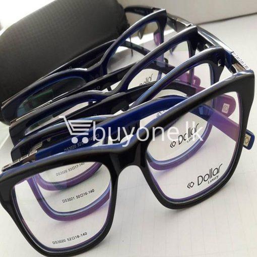 dollar luxury plastic frame unisex special offer buy one sri lanka 510x510 - Dollar Luxury Eye Wear For Unisex