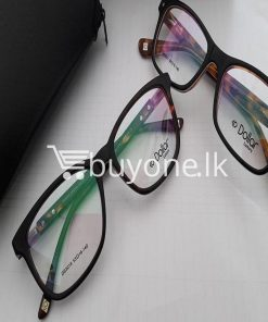 dollar luxury plastic frame unisex special offer buy one sri lanka 6 1 247x296 - Dollar Luxury Eye Wear For Unisex
