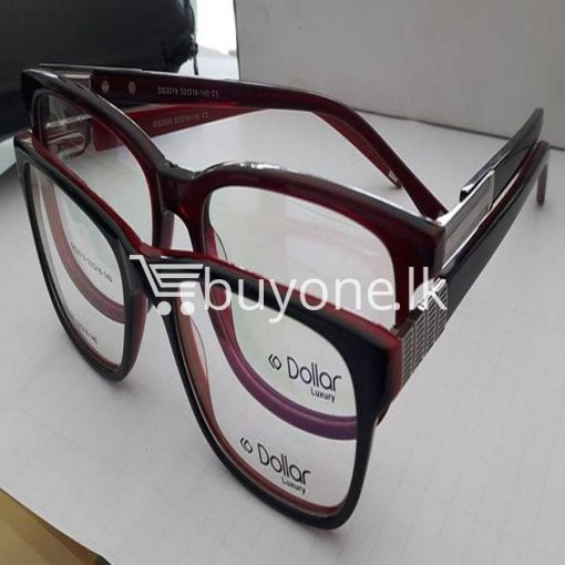 dollar luxury plastic frame unisex special offer buy one sri lanka 8 510x510 - Dollar Luxury Eye Wear For Unisex