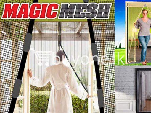 magnetic magic mesh–hands free screen door as seen on tv avurudu best deals offers send gifts sri lanka buy one lk 5 510x383 - Magnetic Magic Mesh – Hands Free Screen Door As Seen On TV