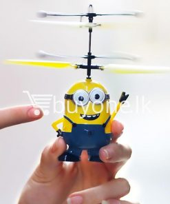 new arrival flying helicopter toy minion despicable me with free remote baby care toys special best offer buy one lk sri lanka 86086 1 247x296 - New Arrival : Flying Helicopter Toy Minion Despicable Me with Free Remote