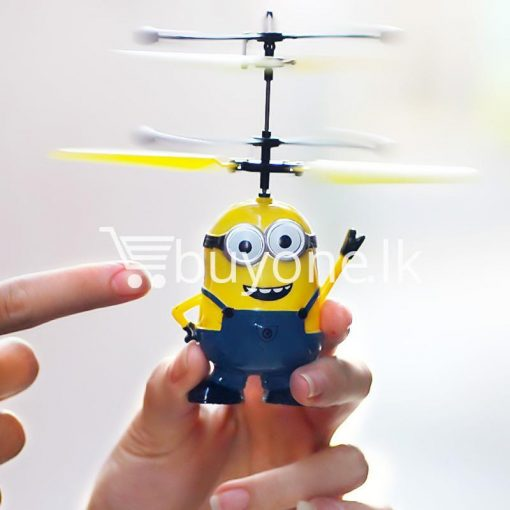 new arrival flying helicopter toy minion despicable me with free remote baby care toys special best offer buy one lk sri lanka 86086 1 510x510 - New Arrival : Flying Helicopter Toy Minion Despicable Me with Free Remote