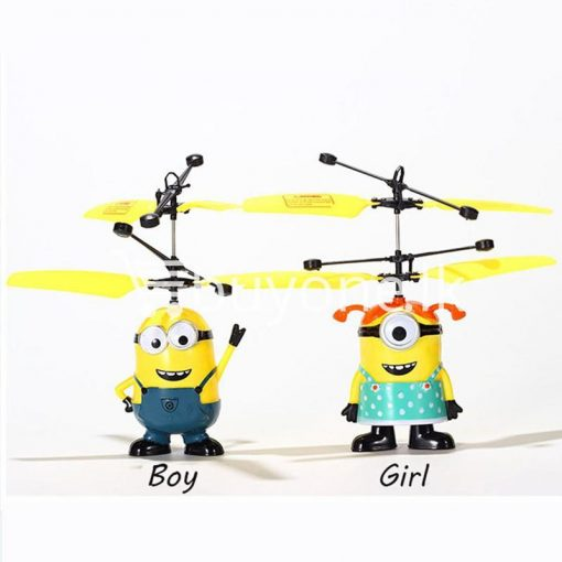new arrival flying helicopter toy minion despicable me with free remote baby care toys special best offer buy one lk sri lanka 86088 1 510x510 - New Arrival : Flying Helicopter Toy Minion Despicable Me with Free Remote