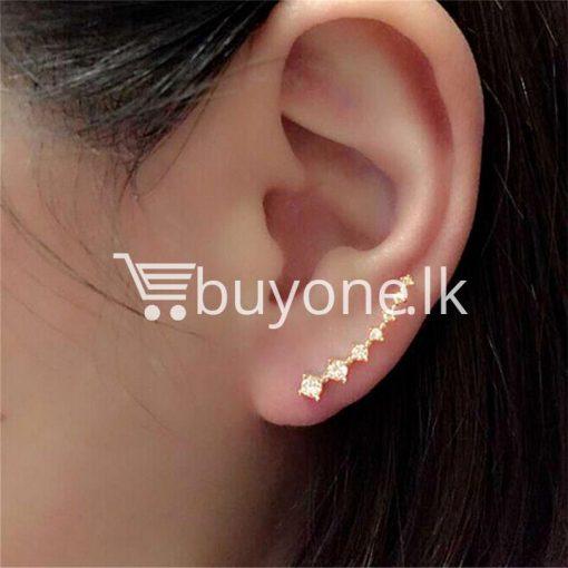 new fashion women rhinestone crystal earrings earrings special best offer buy one lk sri lanka 62692 510x510 - New Fashion  Women Rhinestone Crystal Earrings