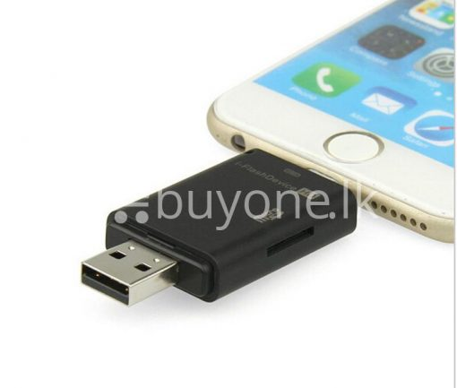 2016 new usb i flash drive and memory card reader for iphone 5 5s 6 6s 6 plus mobile store special best offer buy one lk sri lanka 68447 510x433 - Latest New USB i-Flash Drive and Memory Card Reader For iPhone 5 5S 6 6S 6 plus