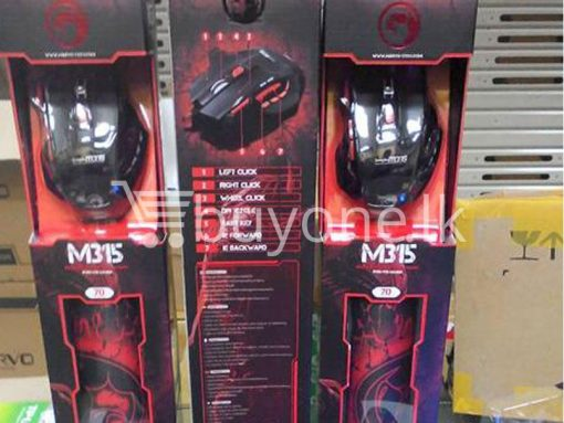 gaming mouse marvo scorpion m315 gaming mousepad gamer professional best deals offer online shopping send gifts sri lanka buy one lk ikman deals 3 510x383 - Gaming Mouse Marvo Scorpion M315 with Gaming MousePad For Gamer & Professional