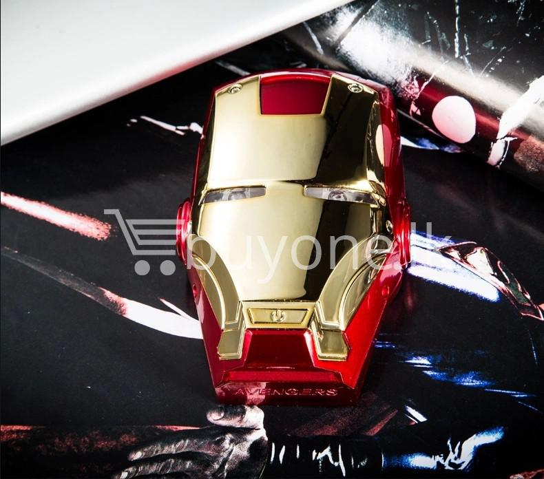 newest iron man portable power bank 6000mah for iphone samsung htc nokia oneplus mobile store special best offer buy one lk sri lanka 06544 - Newest Iron Man Portable Power Bank 6000mAh for iPhone, Samsung, HTC, Nokia, OnePlus