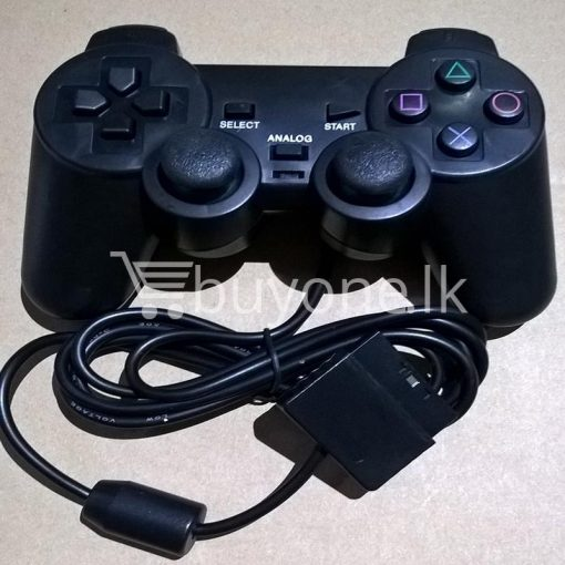 sony playstation 2 shock controller joystick computer accessories special best offer buy one lk sri lanka 79519 1 510x510 - Sony Playstation 2 Shock Controller Joystick
