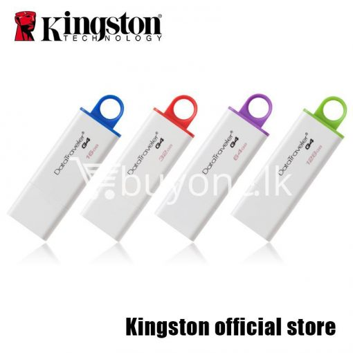 16gb kingston usb 3.0 data traveler g4 flash pen drive computer accessories special best offer buy one lk sri lanka 87973 510x510 - 16GB Kingston USB 3.0 Data Traveler G4 Flash Pen Drive