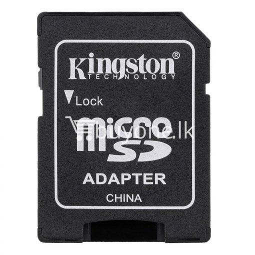 64gb kingston micro sd card tf class10 memory card with warranty mobile phone accessories special best offer buy one lk sri lanka 24042 510x510 - 64GB Kingston Micro SD Card TF Class10 Memory Card with Warranty