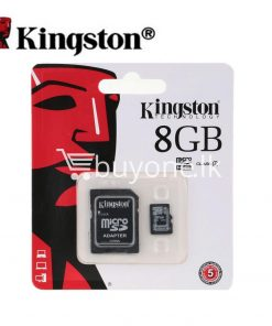 8gb kingston micro sd card memory card with adapter mobile phone accessories special best offer buy one lk sri lanka 24546 247x296 - 8GB Kingston Micro SD Card Memory Card with Adapter