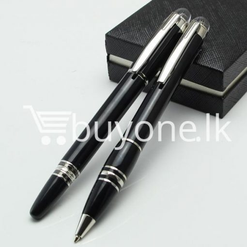 montblanc pen starwalker black resin ballpoint with retail box accessories special best offer buy one lk sri lanka 57118 510x510 - MontBlanc Pen Starwalker Black Resin Ballpoint with Retail Box