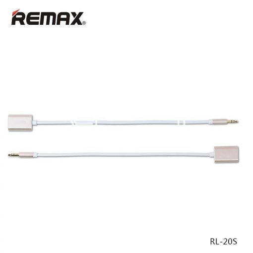 original remax 3.5mm aux cable plug audio wire jack mobile phone accessories special best offer buy one lk sri lanka 25933 510x510 - Original Remax 3.5mm AUX Cable Plug Audio Wire Jack