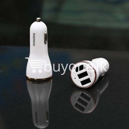 original remax dolfin triple ports usb car charger for iphone ipad samsung htc mobile phone accessories special best offer buy one lk sri lanka 26478 510x510 - Original Remax Dolfin Triple Ports USB Car Charger For iPhone iPad Samsung HTC
